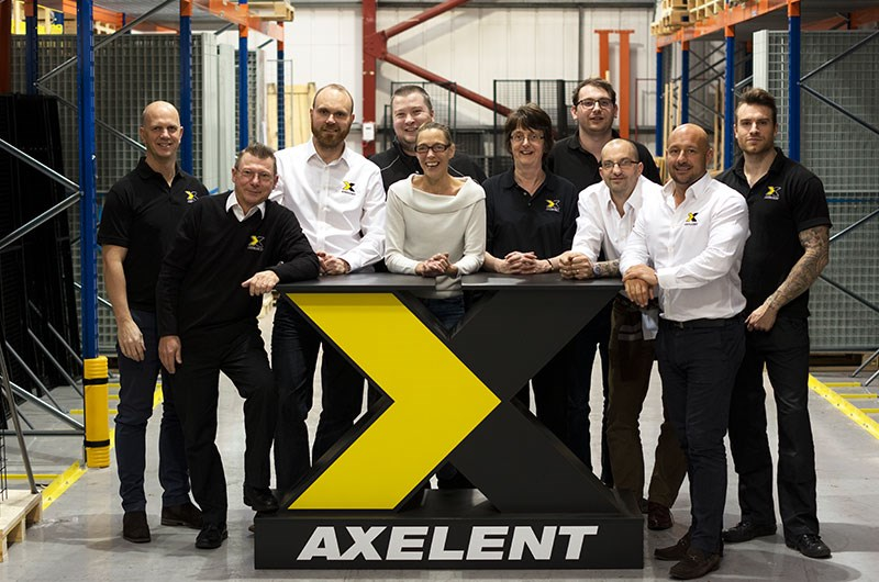 Axelent Ltd team