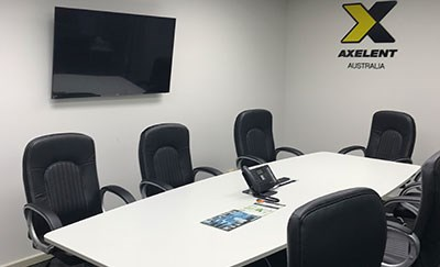 Meeting room at Axelent Australia